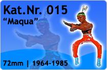 """Kat.Nr.: 015""""Maqua"""""""