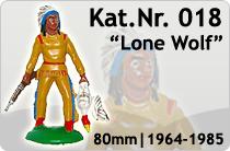 "Kat.Nr.: 018""Lone Wolf"""