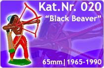 "Kat.Nr.: 020""Black Beaver"""