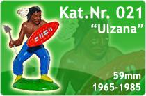 """Kat.Nr.: 021""""Ulzana"""""""