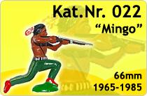 """Kat.Nr.: 022""""Mingo"""""""