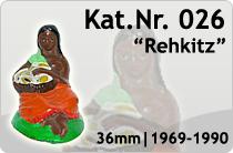 """Kat.Nr.: 026""""Rehkitz"""""""