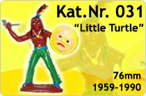 """Kat.Nr.: 031""""Little Turtle"""""""