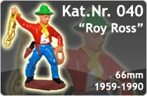 "Kat.Nr.: 040""Roy Ross"""