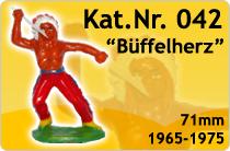 """Kat.Nr.: 042""""Büffelherz"""""""