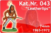 """Kat.Nr.: 043""""Leatherlips"""""""