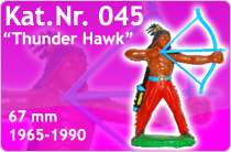 """Kat.Nr.: 045""""Thunder Hawk"""""""