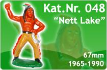 """Kat.Nr.: 048""""Nett Lake"""""""