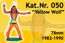 "Kat.Nr.: 050""Yellow Wolf"""