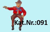 """Kat.Nr.: 091""""Jim Bridger"""""""