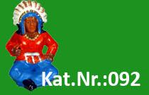 """Kat.Nr.: 092""""Red Cloud"""""""