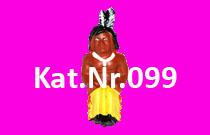 """Kat.Nr.: 099""""sitzendes Kind"""""""