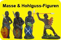 Masse & Hohlguss-Figuren