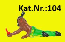 """Kat.Nr.: 104""""Tenkwatawa"""""""