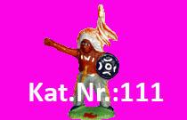 "Kat.Nr.: 111""Standing Bear"""
