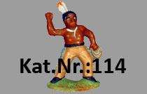 """Kat.Nr.: 114""""Mahta-Iowa"""""""