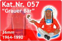 """Kat.Nr.: 057""""Grauer Bär"""""""