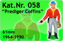 """Kat.Nr.: 058""""Prediger Coffins"""""""
