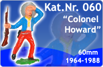 "Kat.Nr.: 060""Colonel Howard"""