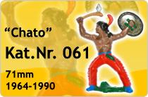 "Kat.Nr.: 061""Chato"""