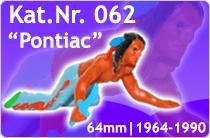 """Kat.Nr.: 062""""Pontiac"""""""