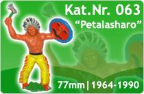 """Kat.Nr.: 063""""Petalasharo"""""""
