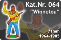 """Kat.Nr.: 064""""Winnetou"""""""