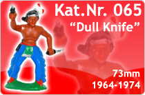 "Kat.Nr.: 065""Dull Knife"""