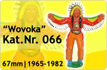 "Kat.Nr.: 066""Wovoka"""