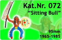"Kat.Nr.: 072""Sitting Bull"""