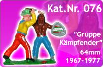 "Kat.Nr.: 076""Gruppe Kämpfender"""