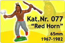 "Kat.Nr.: 077""Red Horn"""